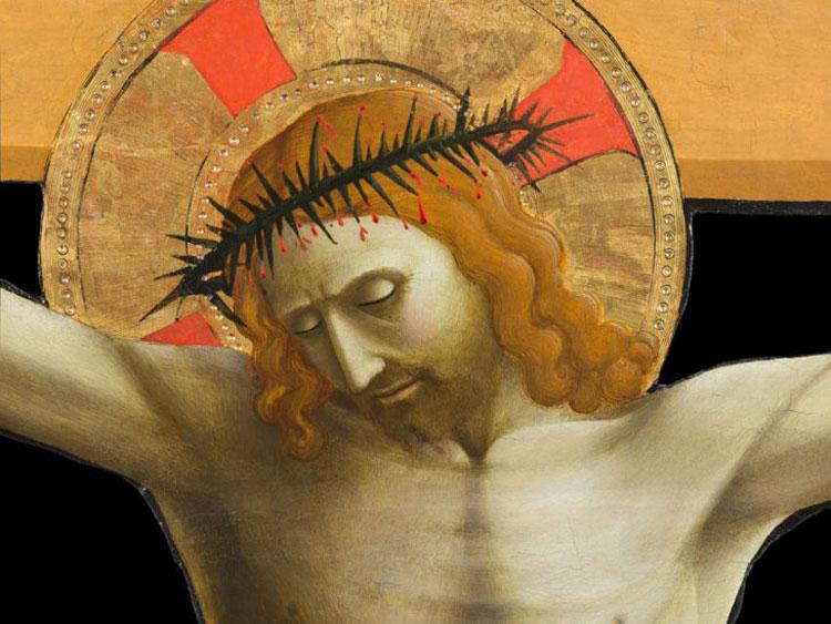 Di nuovo visibile dopo il restauro il Cristo Crocifisso di Beato Angelico