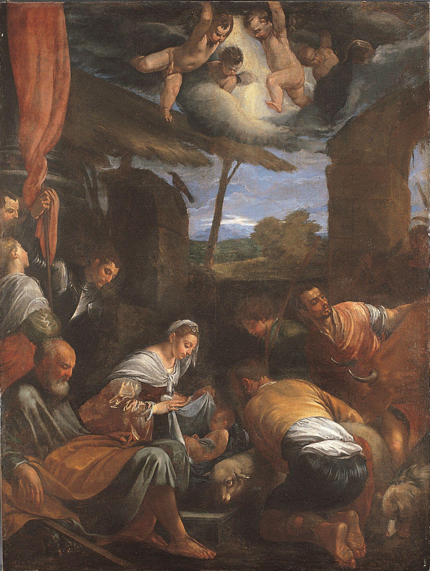 """Genova, il secentesco """"Presepe di san Giuseppe"""" di Domenico Parodi esposto a Palazzo Reale per le feste"""