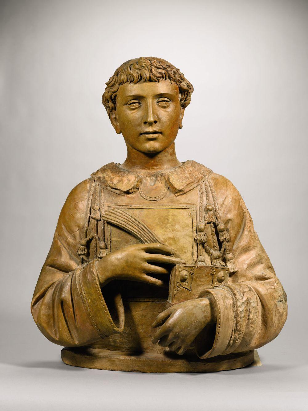 Il San Lorenzo di Donatello per nove mesi a Palazzo Venezia