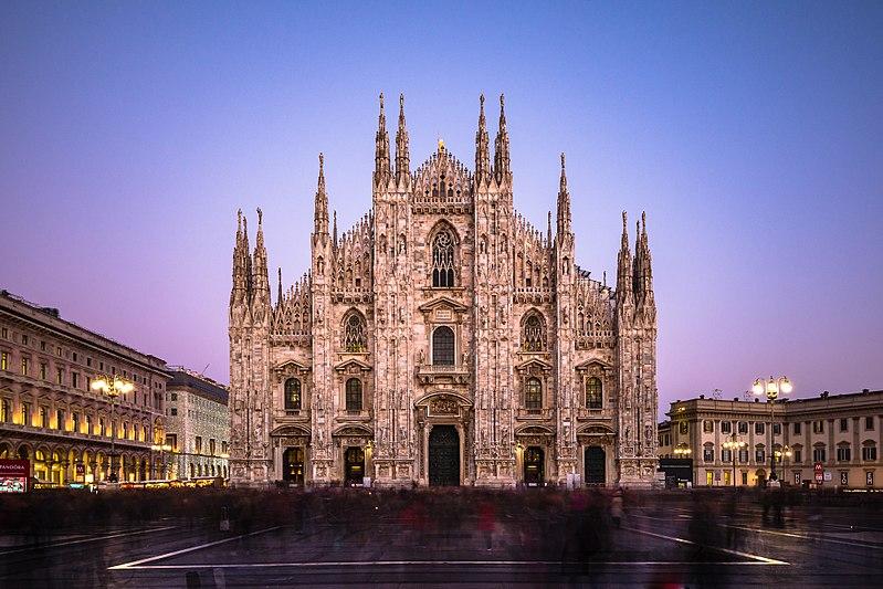 Milano: l'ingresso al Duomo può essere pagato con l'app di Alipay