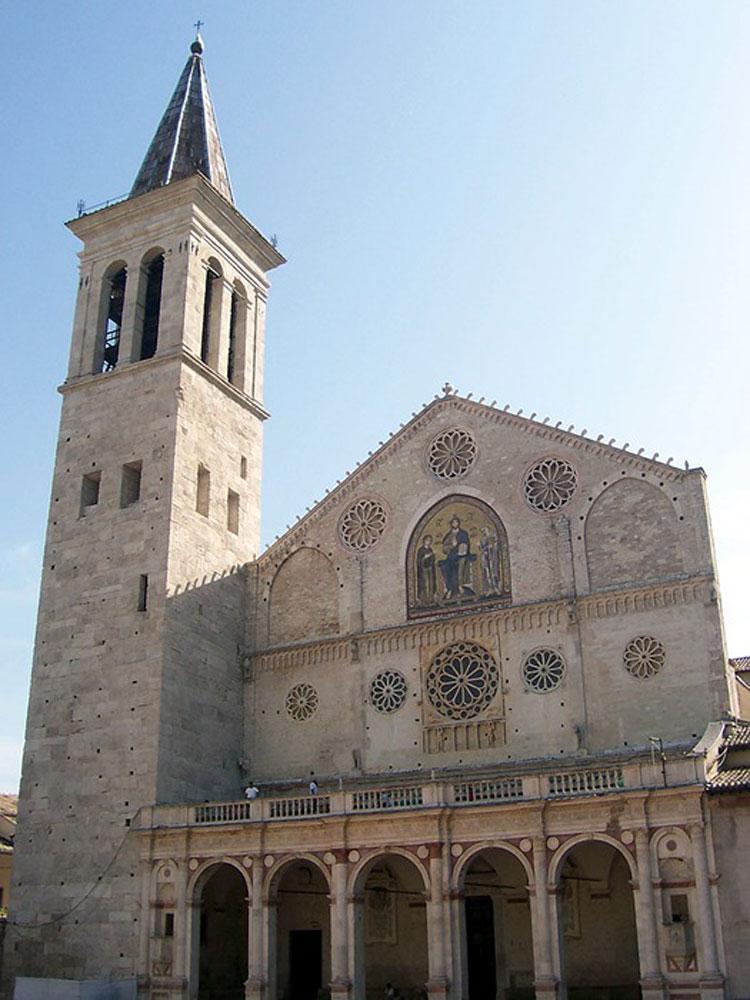 Spoleto: nuovo percorso di visita per il Complesso Monumentale del Duomo