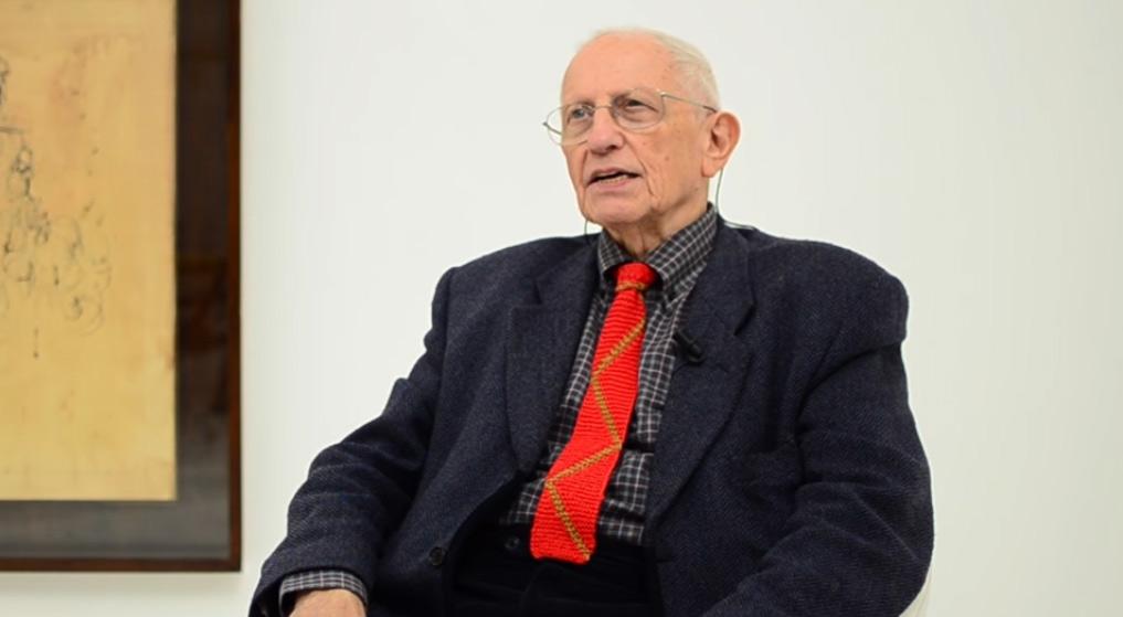 Addio a Enrico Crispolti, studioso dell'arte del Novecento
