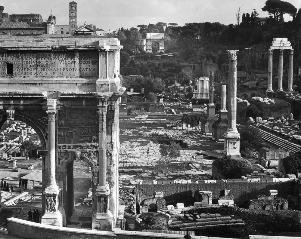 Eternal City: Roma vista con gli occhi del mondo anglosassone