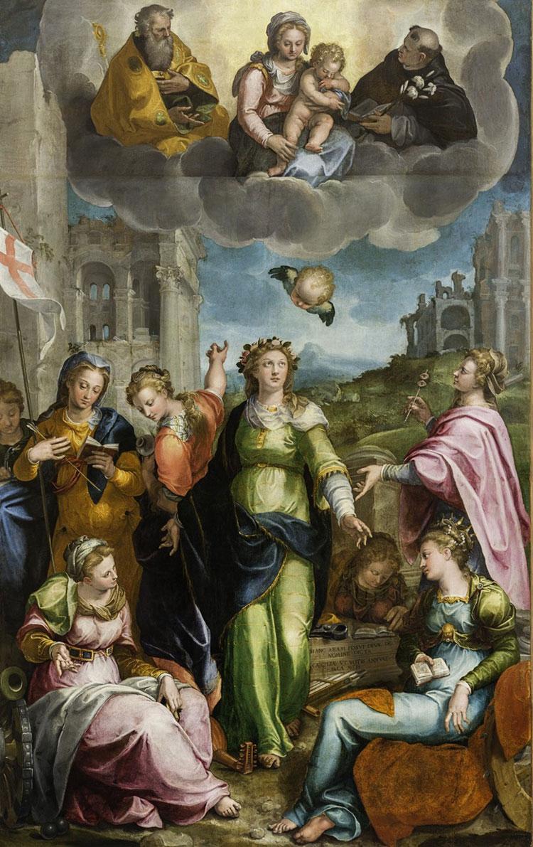 Al Museo di Castelvecchio di Verona una mostra sulla pittura veronese dal 1570 al 1630