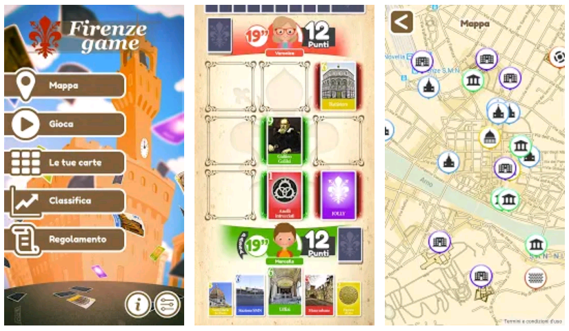 Firenze Game: una app gratuita insegna a bambini e ragazzi la storia di Firenze