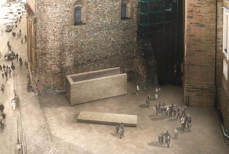 Firenze, ecco come sarà la nuova uscita delle Cappelle Medicee. Presentato il vincitore del concorso