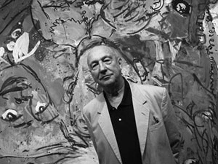 Georg Baselitz sarà il primo artista contemporaneo protagonista di una retrospettiva alle Gallerie dell'Accademia di Venezia