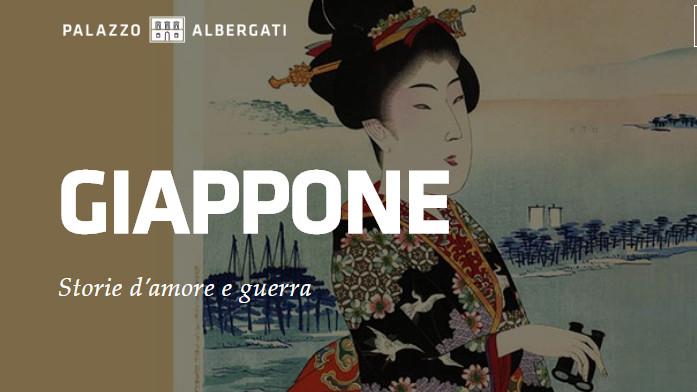 Giappone, storie d'amore e di guerra in mostra a Bologna