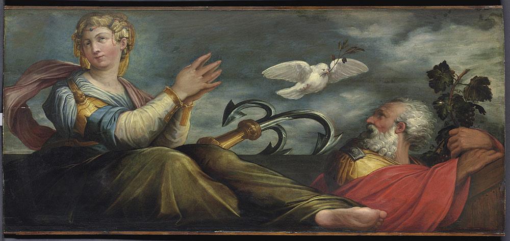 Ad Arezzo una mostra su Giorgio Vasari: la Speranza esposta per la prima volta al pubblico