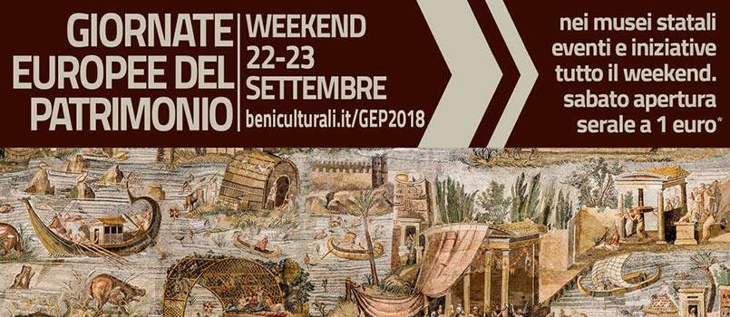 Stasera in tutta Italia musei a 1 euro per le Giornate Europee del Patrimonio