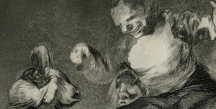 La follia e la ragione di Goya in mostra ai Musei Civici di Pavia