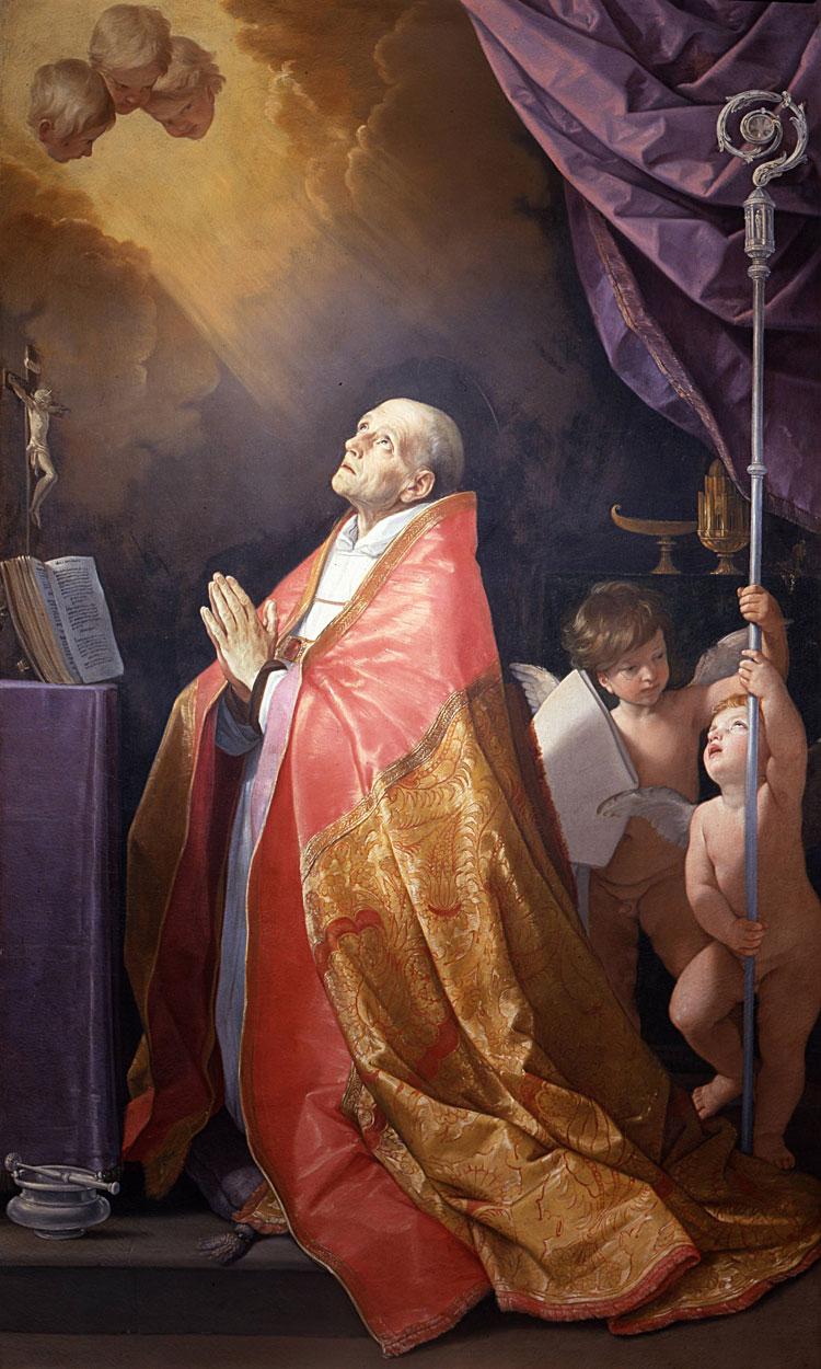 Roma, la Visione di sant'Andrea Corsini di Guido Reni protagonista di una mostra a Palazzo Corsini