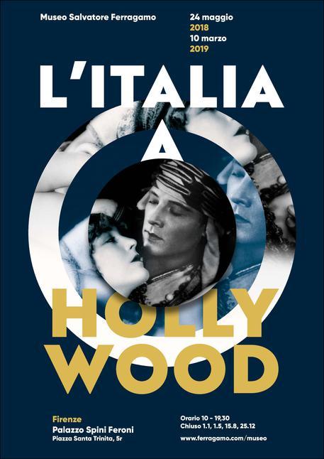 Il mito della cultura italiana a Hollywood in mostra a Firenze