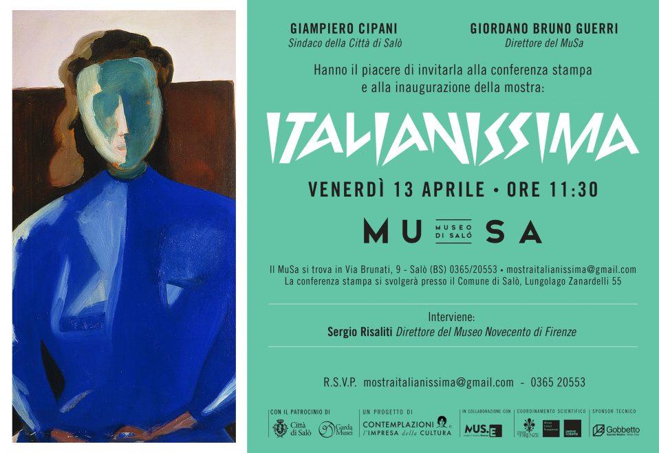 A Salò una mostra con i protagonisti del Novecento, da Savinio a Lucio Fontana
