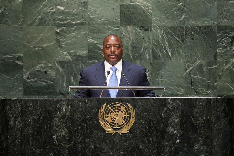 Il Congo chiederà al Belgio la restituzione delle sue opere d'arte. Lo dichiara il presidente Kabila