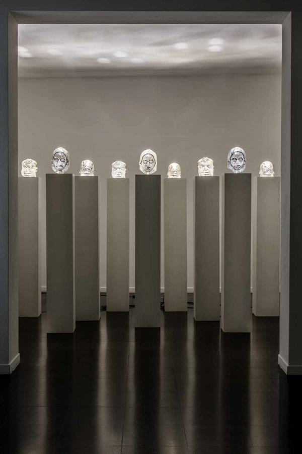 """Al Vittoriano una personale di Julien Friedler: """"Behind the world"""""""