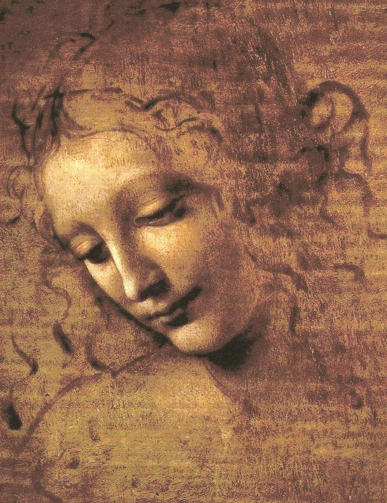 La Scapigliata di Leonardo da Vinci va in trasferta a Napoli