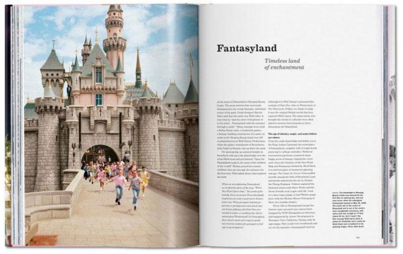 La storia di Disneyland in un libro edito da Taschen