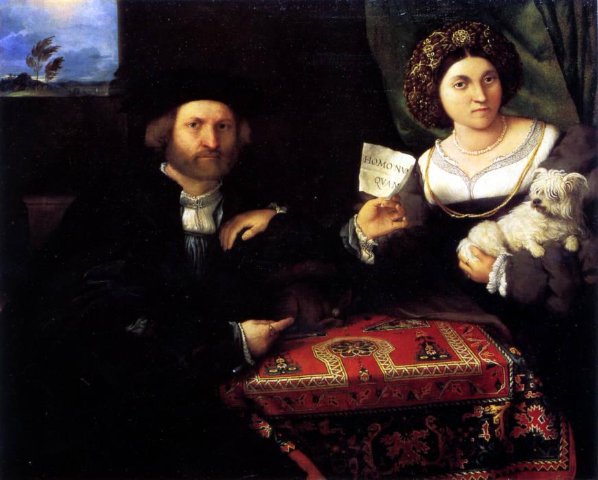 La prima grande mostra dedicata ai ritratti di Lorenzo Lotto è a Madrid
