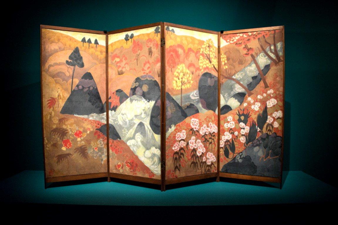 Arte giapponese e arte francese, il Louvre Abu Dhabi apre la stagione autunnale con una mostra