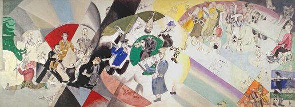 Mantova, una mostra su Marc Chagall a Palazzo della Ragione