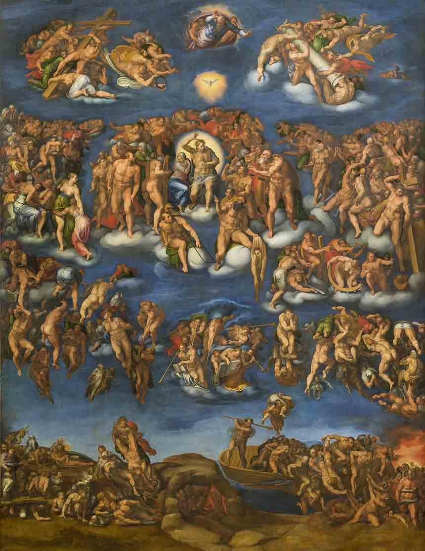 Capodimonte, trasferta in Texas per i capolavori di Michelangelo, Raffaello e Tiziano