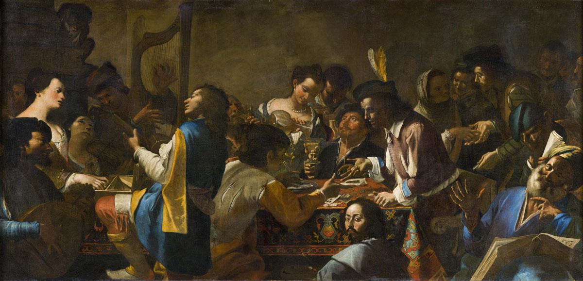 A Roma un'importante mostra su Mattia e Gregorio Preti con tante opere esposte per la prima volta