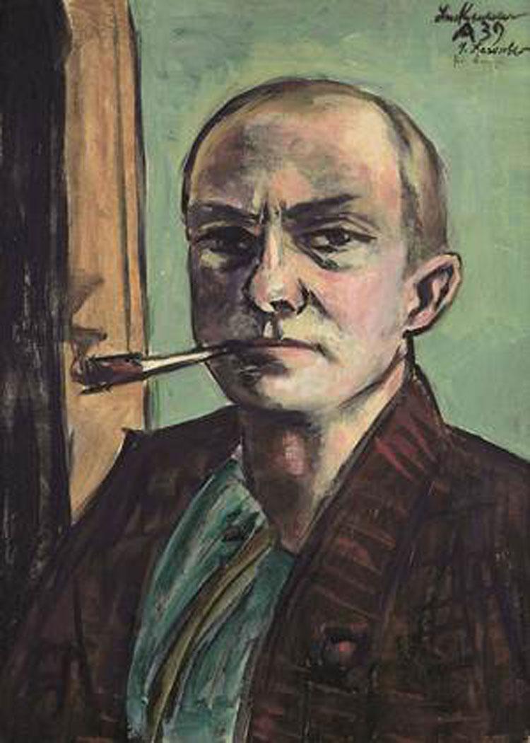 Una grande antologica su Max Beckmann al Museo d'Arte di Mendrisio