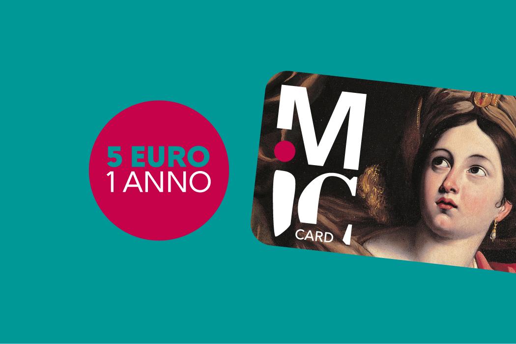 Nasce la MIC card: tutti i musei civici del Comune di Roma visitabili illimitatamente per un anno