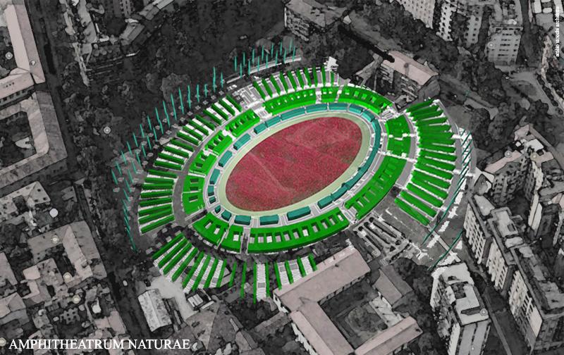 Milano tornerà a vedere il suo Colosseo. Al via i lavori dell'Amphitheatrum Naturae