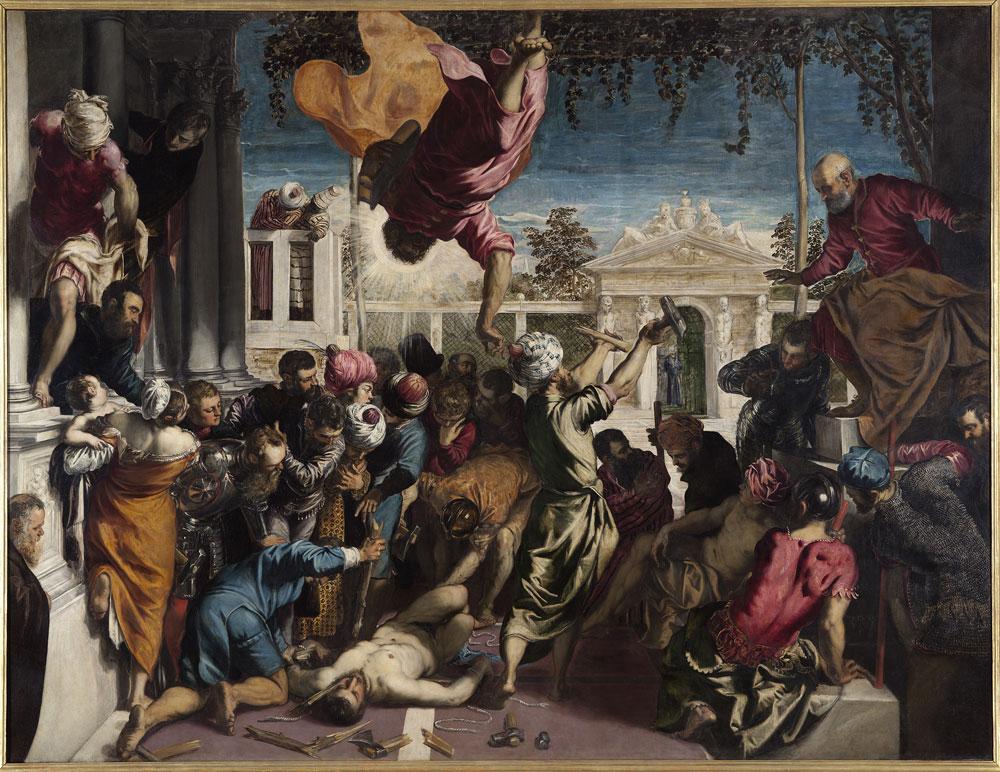 Le Gallerie dell'Accademia di Venezia ospiteranno una grande mostra sul giovane Tintoretto