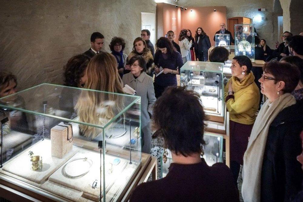 Inaugurata la terza edizione del Museo del Gioiello di Vicenza
