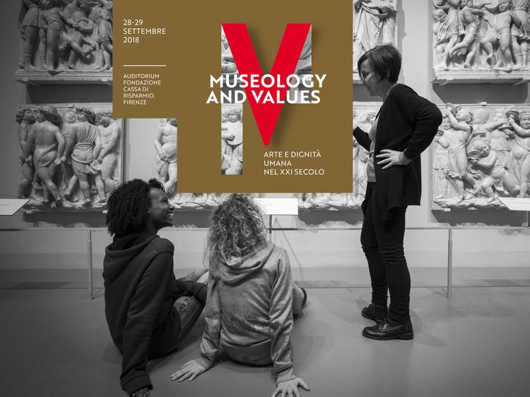 """A Firenze, i grandi musei del mondo sottoscrivono il manifesto sull'identità del museo durante il convegno """"Museology and Values"""""""