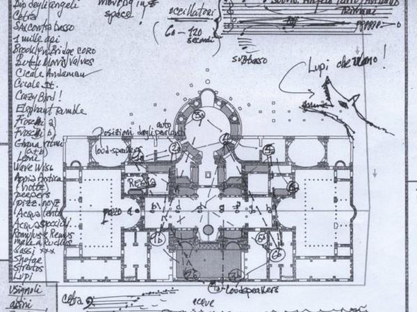 Alle Terme di Caracalla tornano i suoni di duemila anni fa grazie a un'installazione sonora di Alvin Curran