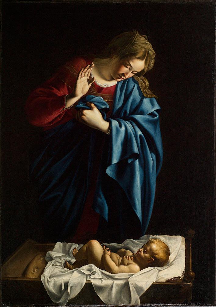 Un capolavoro ritrovato di Orazio Gentileschi in mostra a Pisa