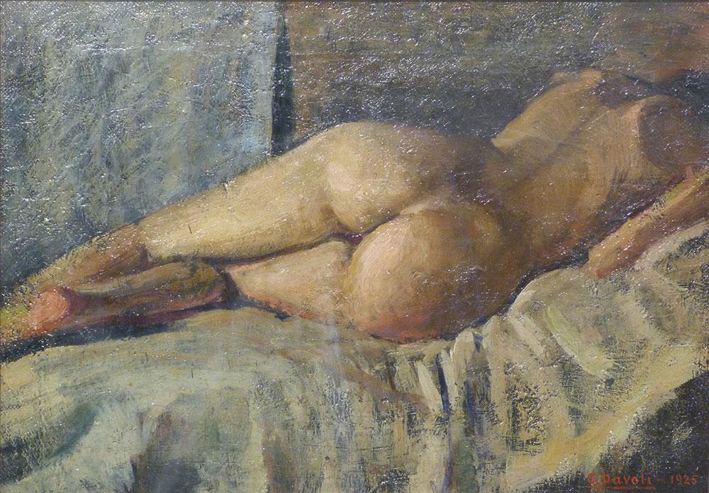 Inediti reggiani per un Novecento ritrovato alla Galleria RezArte di Reggio Emilia