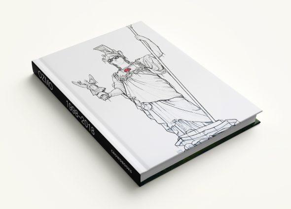 Un libro per raccontare la vita e la carriera di Ozmo, uno dei più grandi street artist italiani