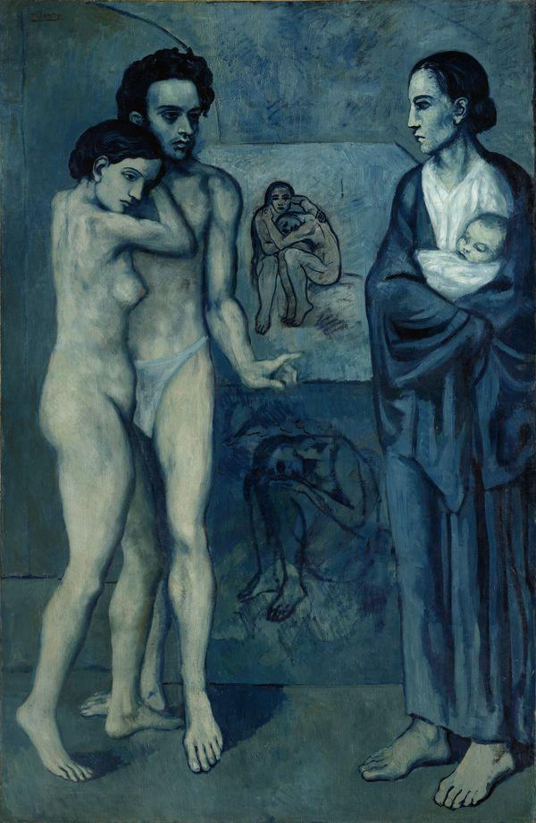 Il giovane Picasso del periodo blu e rosa sarà in mostra a Basilea