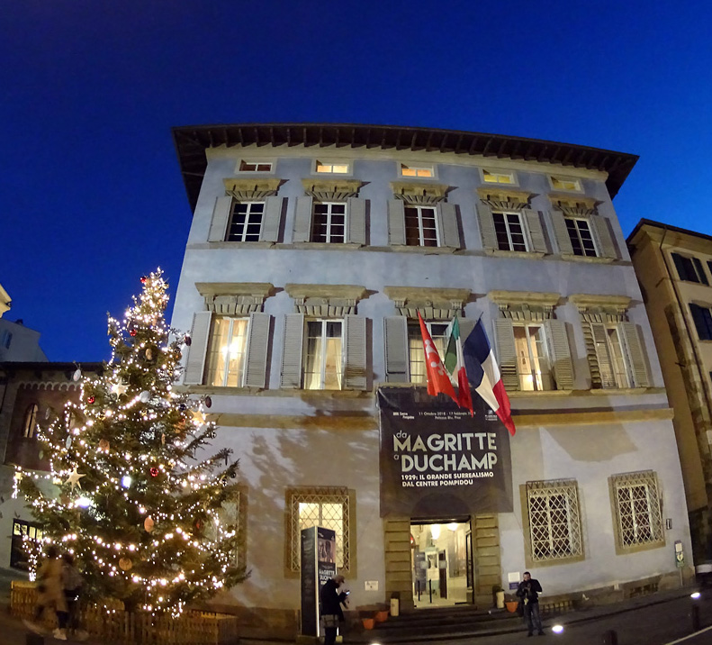 Pisa, aperture straordinarie a Palazzo Blu per le feste