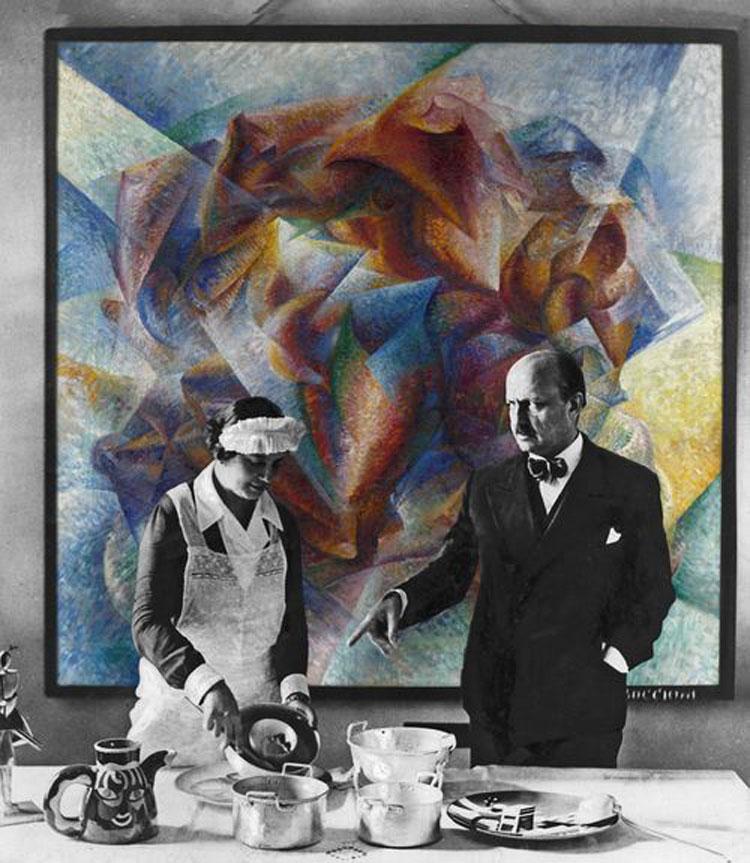 Post Zang Tumb Tuuum: una mostra sull'arte italiana tra le due Guerre Mondiali