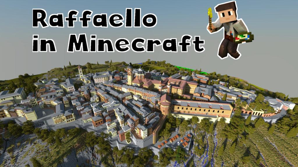 A Urbino un concorso rivolto agli studenti per portare Raffaello... dentro un videogioco