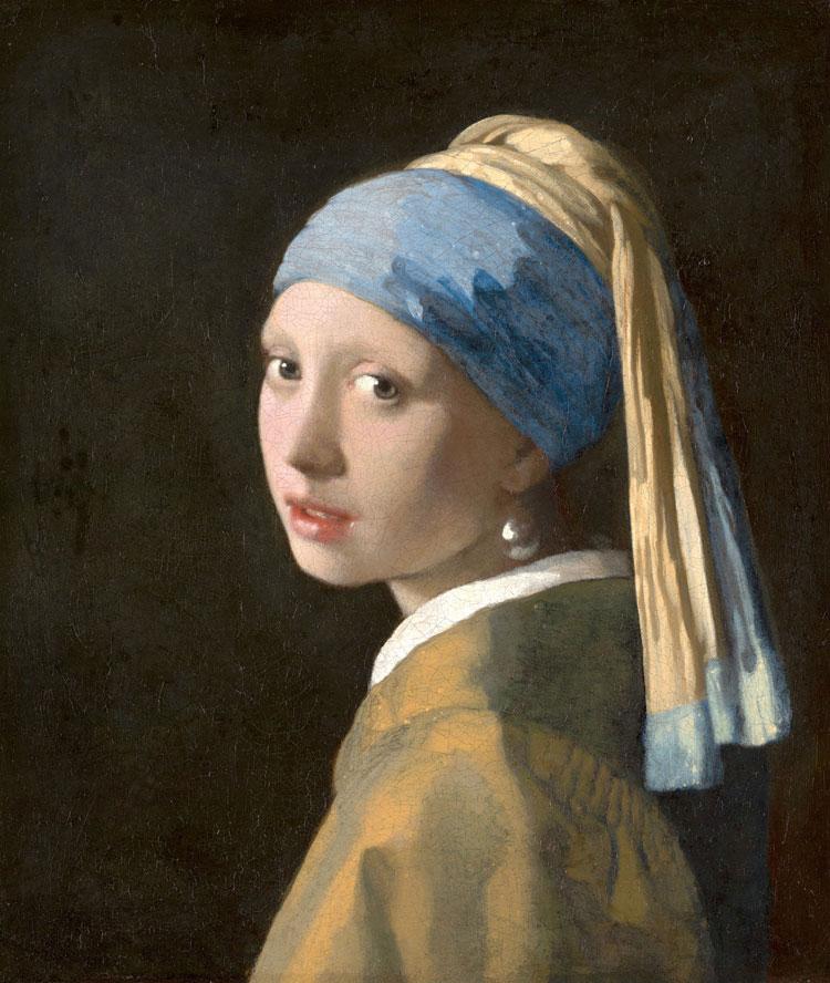 Analisi non invasive per La ragazza con l'orecchino di perla