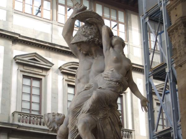A Firenze una mostra dedicata al Ratto di Polissena di Pio Fedi