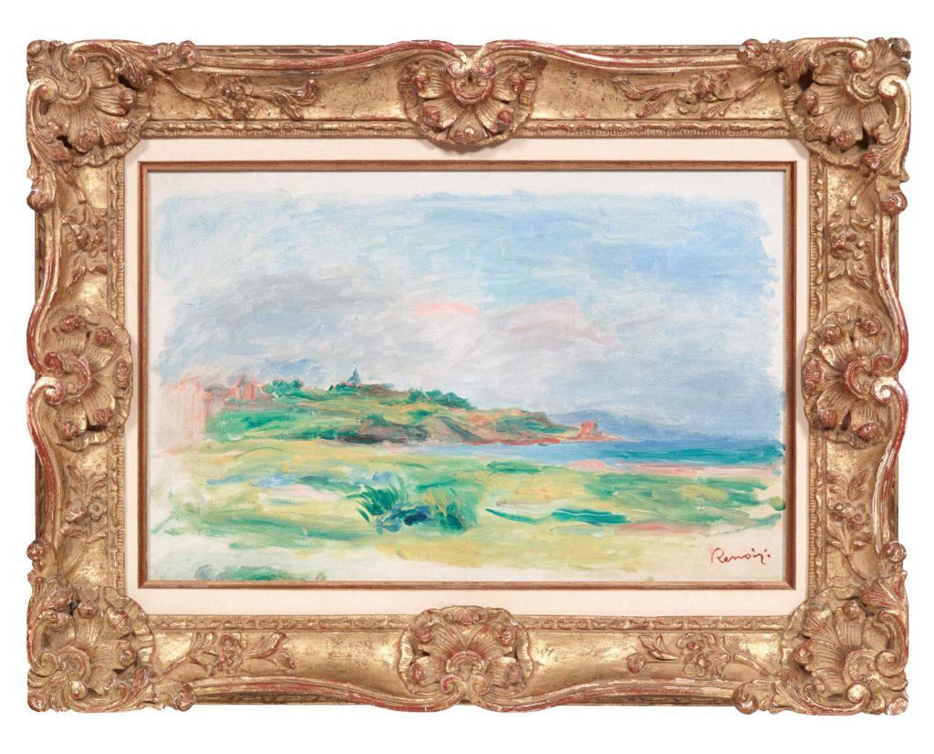 Rubato un dipinto di Renoir da Dorotheum a Vienna, sarebbe andato in asta mercoledì