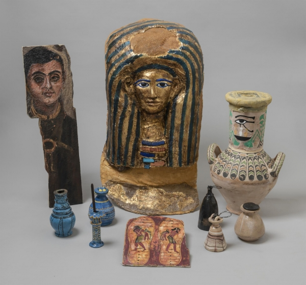 Il Museo Egizio di Torino e il Carcere delle Vallette collaborano: ecco la mostra con le riproduzioni realizzate dai detenuti