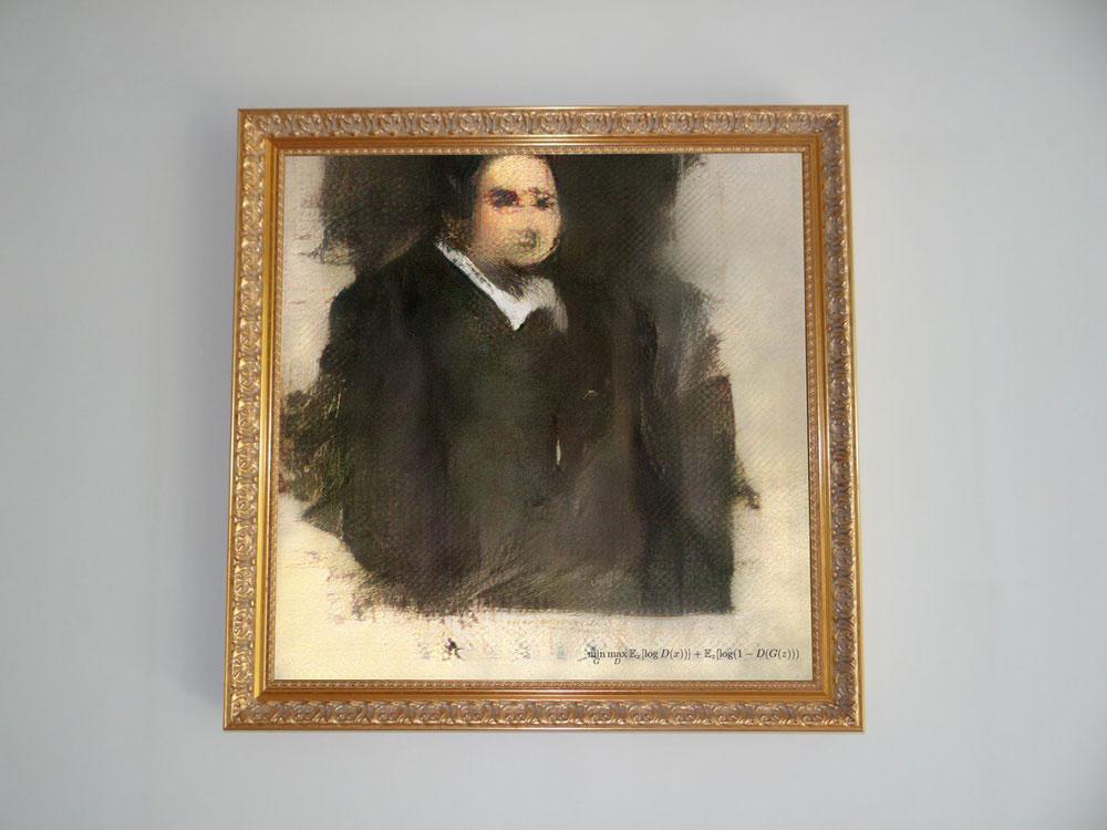 Christie's: venduta all'asta a 432mila dollari la prima opera ... made in un algoritmo