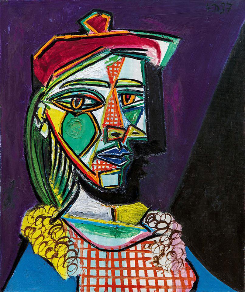 Asta da record oggi per il Ritratto di Marie-Thérèse Walter di Picasso