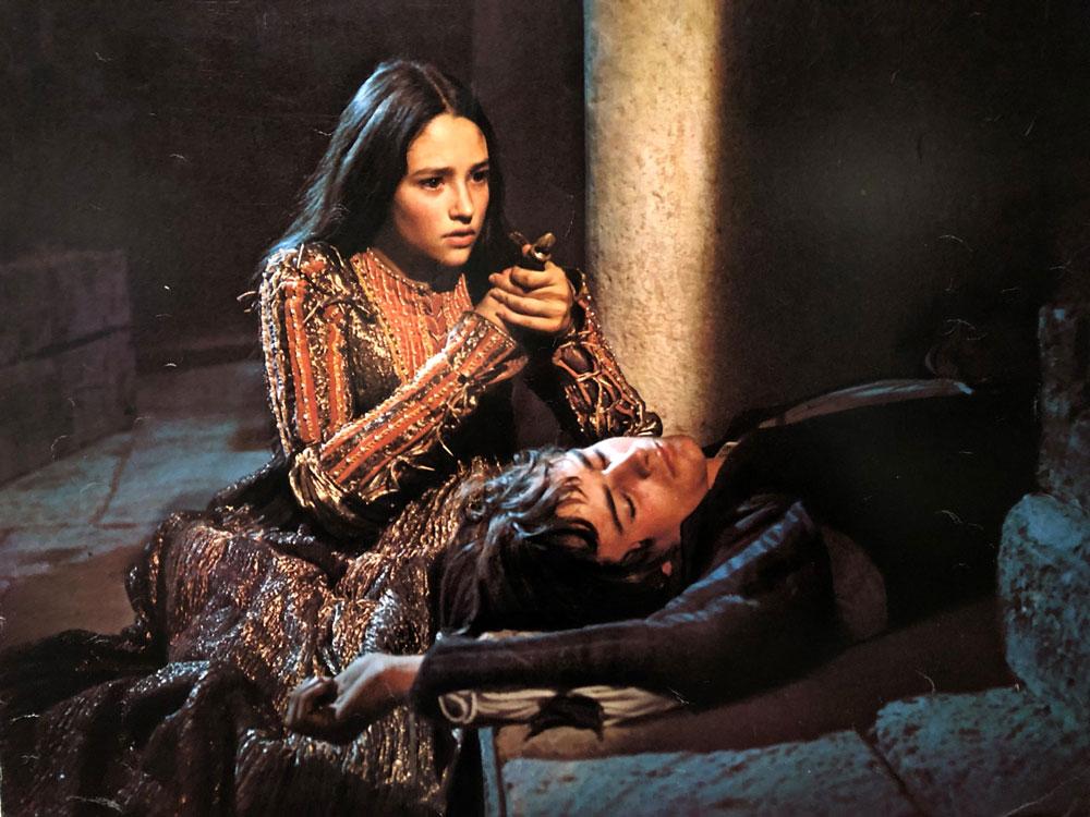 Appuntamenti imperdibili per i 50 anni di Romeo e Giulietta di Zeffirelli