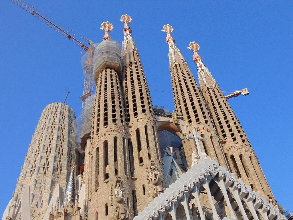 Sagrada Familia: la costruzione finirà entro il 2026, i responsabili dei lavori lo assicurano