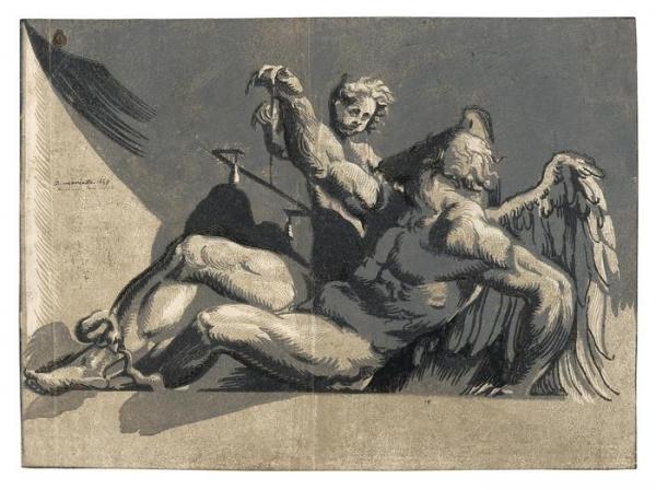 A Los Angeles una mostra di xilografie italiane del Rinascimento
